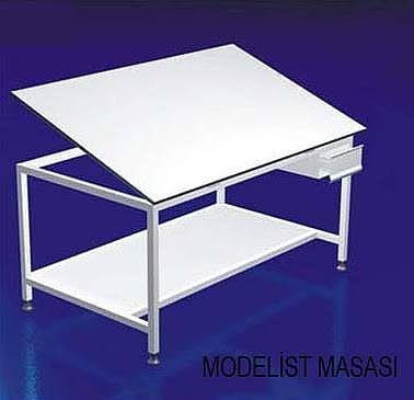 Modelist Masaları